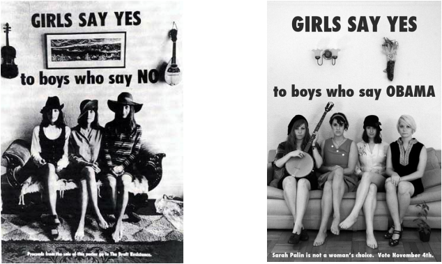 Posters: Then and Now - Anti-Vietnam Art, Music and Films